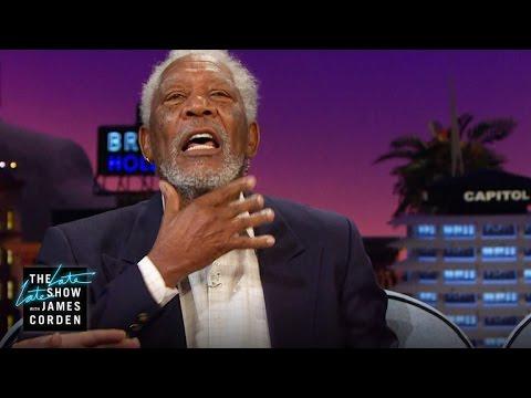 Sexy Voice Lessons w/ Morgan Freeman, Zooey Deschanel & Tim Roth