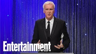 James Cameron Says He Almost Beat Up Harvey Weinstein At Oscars   News Flash   Entertainment Weekly
