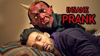 INSANE PRANK (Hilarious Reaction!!)