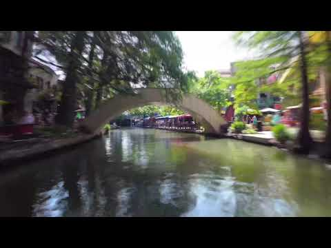 San Antonio Riverwalk Hyperlapse