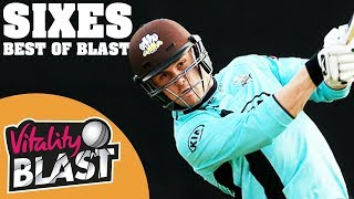 The Biggest Sixes | Best Of Blast | Vote For Your Favourite!