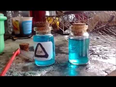 Making Sulphuric Acid