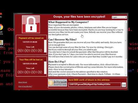 WannaCry ransomware - How it works and how to protect yourself