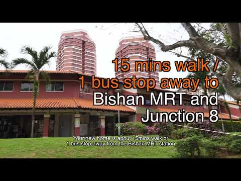 Rare 4rm HDB in Bishan for Sale