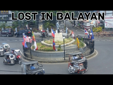 Lost in Balayan Batangas Philippines | Where AZ At!