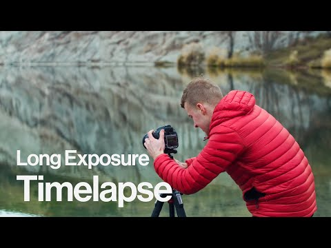 Tutorial - How to Set Up a Long Exposure Panning Time-lapse