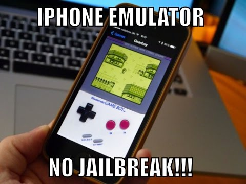 How To Install Game Boy Emulator & Games FREE Without Jailbreak! iOS 9+. iPhone iPad NO JAILBREAK