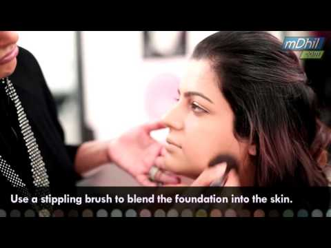 How to Apply Foundation  in urdu