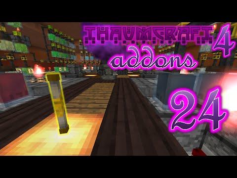 Minecraft - Thaumcraft 4 Addons #24 - Ichor Wand