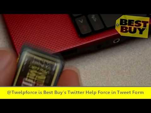 Twelpforce - Laptop Memory Card Slot