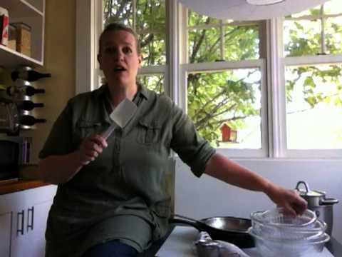 Julie's Cooking School - Kitchen Essentials