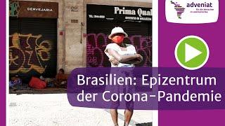 Wie Brasilien plötzlich zum Epizentrum der Corona-Pandemie wird