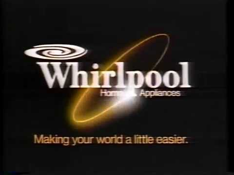 Whirlpool - Easier for You jingle [Refrigerator] (1985)