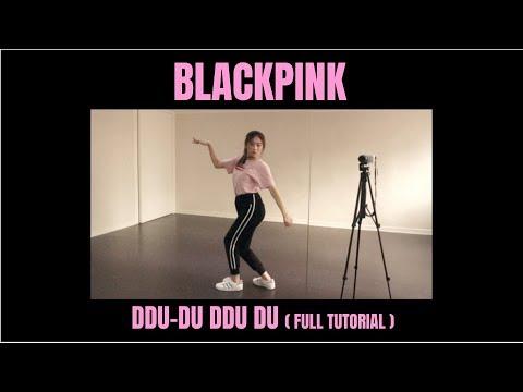 [FULL TUTORIAL] BLACKPINK (블랙핑크) DDU-DU DDU-DU (뚜두뚜두) MIRRORED + SLOWED TUTORIAL