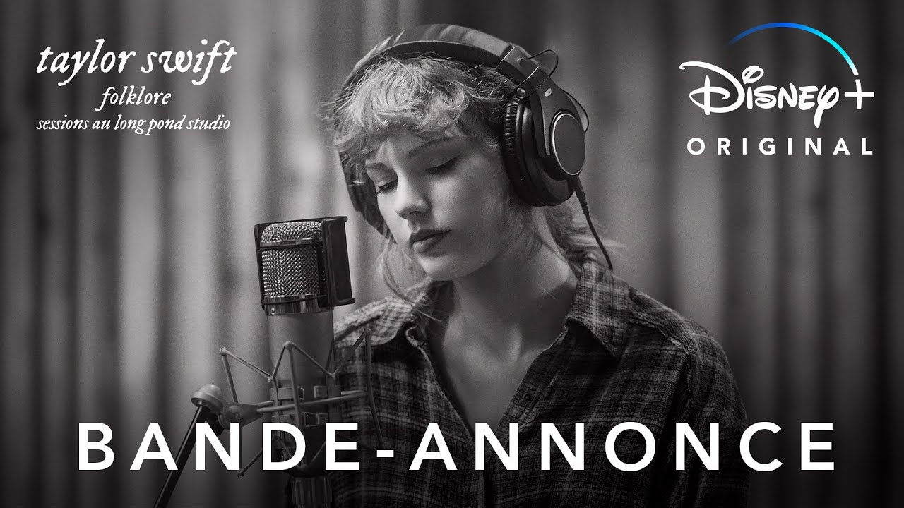 Taylor Swift – folklore: the long pond studio sessions | Bande-annonce | Disney  BE
