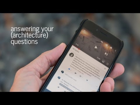 Answering YOUR Questions | Architecture Q&A