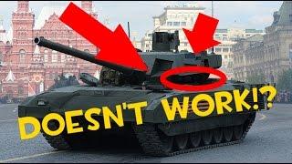 Busting Myths on T-14 Armata