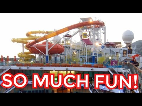 Kids Sports Deck | Carnival Cruise