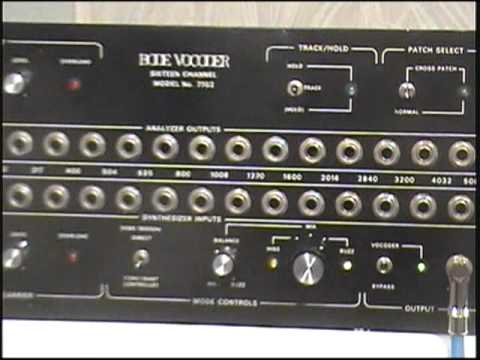 Bode Vocoder For Sale on Ebay
