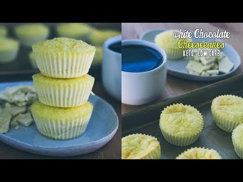 White Chocolate Cheesecake Fat Bomb | 1g Total Carb #DessertEveryNight