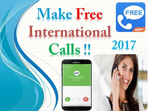 How To Make Free International Calls On Android Mobile