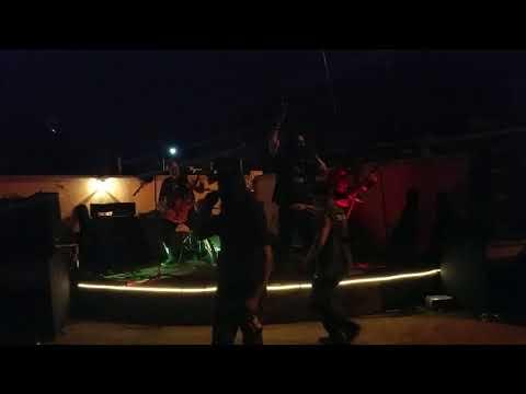 BLACK JACKAL - Live 1 at Nuevo Laredo, Mexico, 6-2-2018