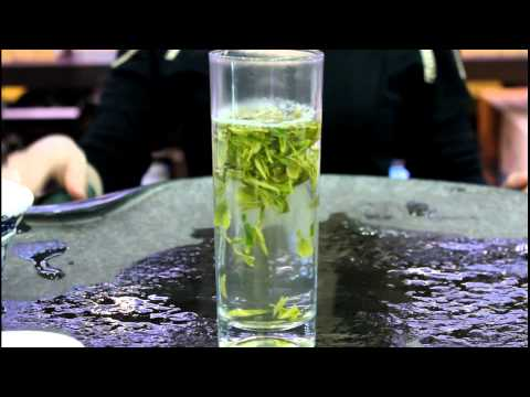 How to brew Long Jing (Dragon Well) Chinese Green Tea