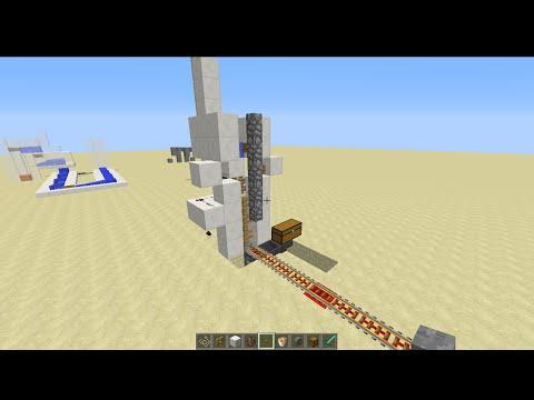minecraft 1.9 villager minecart transport tutorial