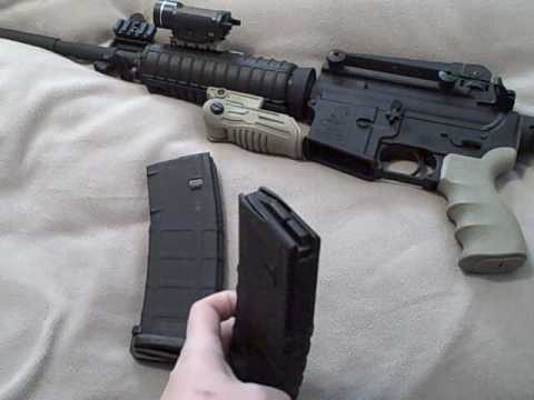 AR15 Product Review - CAA Polymer Magazine