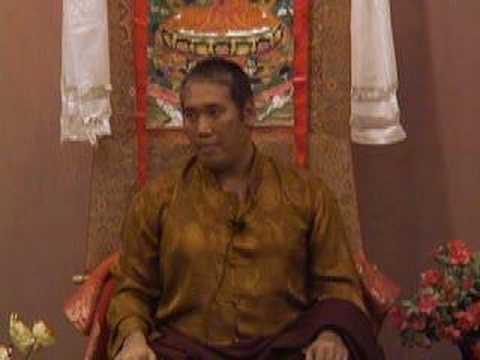 Tibetan Buddhism - Zachoeje Rinpoche