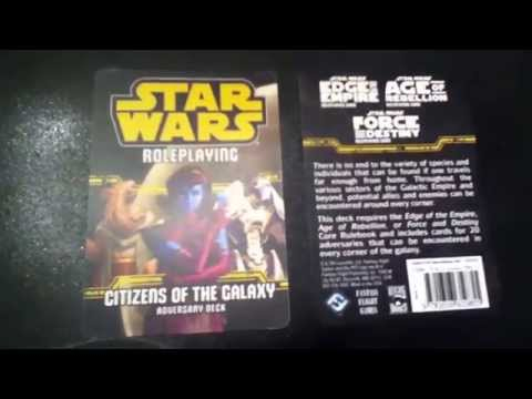 Star Wars: Adversary Deck: Citizens of the Galaxy Review