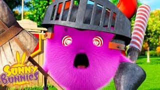 SUNNY BUNNIES - Hypnotic Big Boo   Season 1   Cartoons for Children