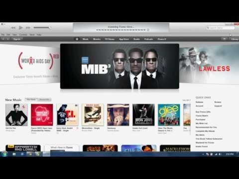 iTunes 11 Troubleshooting: Copy Library to External Hard Drive