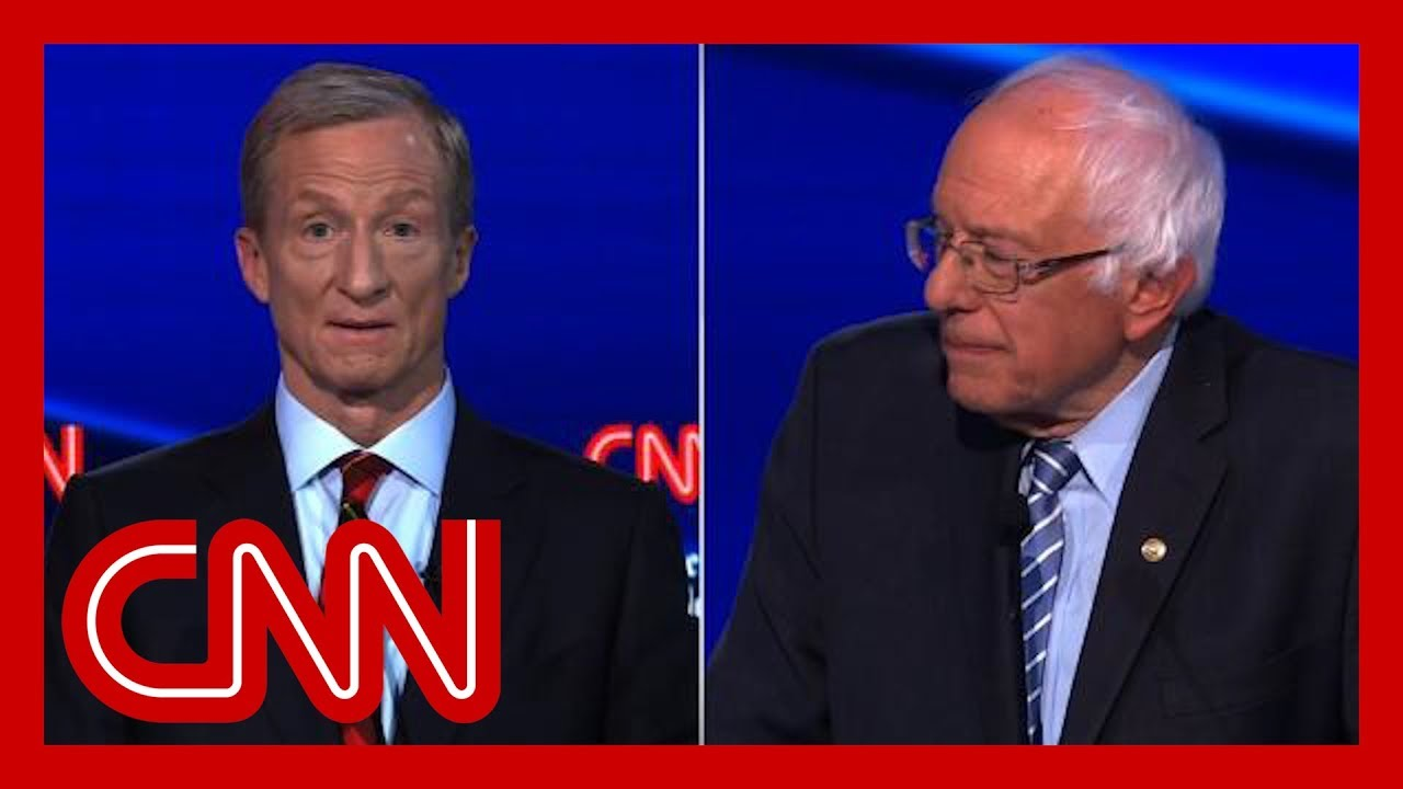 Bernie Sanders said billionaires shouldn't exist. See billionaire's response