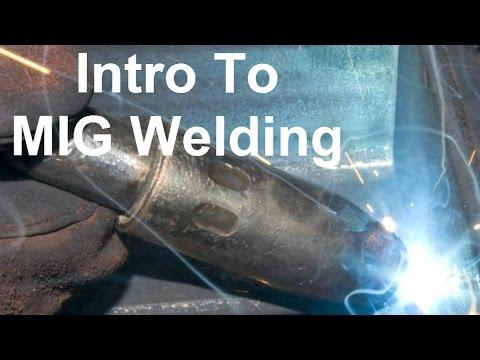Intro To MIG Welding