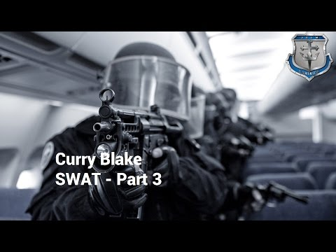 Curry Blake - Spiritual Warfare Apostolic Training - SWAT - 3/11