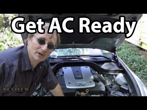 How To Get Your Car's AC Ready For Summer