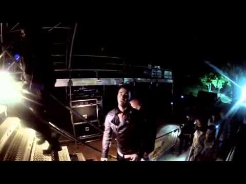 Os Jonas a Caminho do Palco em Caracas!