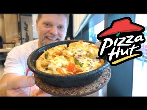 Pizza Hut Lunchtime Meal Deal Review - Greg's Kitchen in Malaysia
