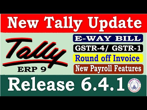 Tally ERP 9 Release 6.4.1 Tally Update  Download Latest Tally Full Version