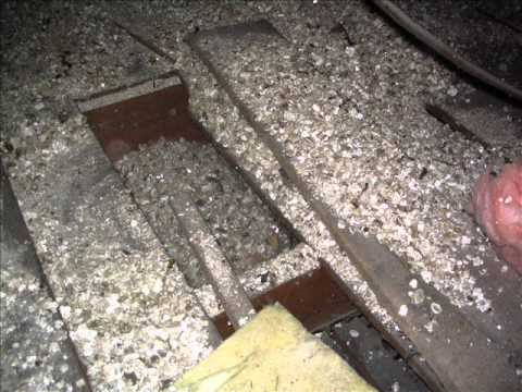 Asbestos containing VERMICULITE abatement Ottawa