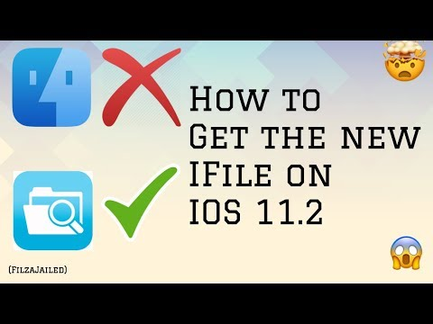 How To Get The New IFile On IOS 11.2 No Jailbreak Or Computer