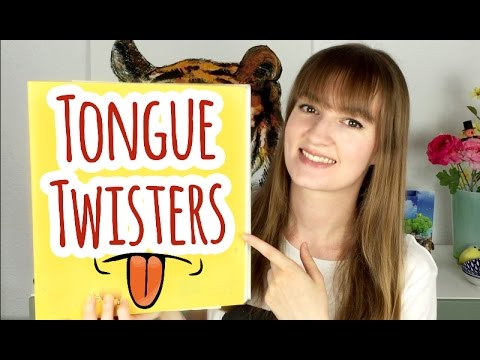Top English Tongue Twisters!