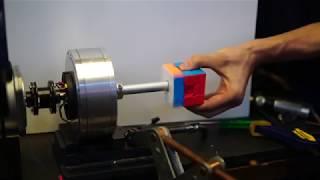 Cube Solver 1-DOF Test