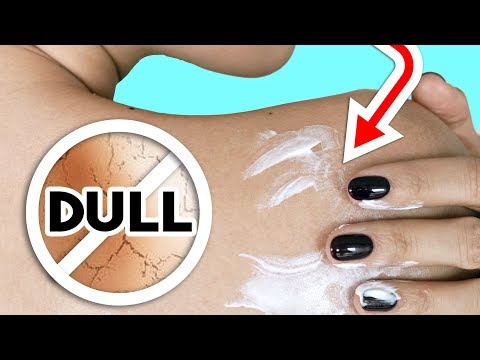 HOW TO: Get Rid Of Dull Skin INSTANTLY!