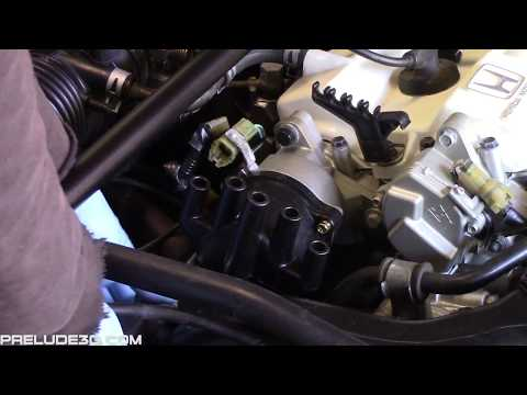 TUNE-UP: Distributor Cap and Rotor Replacement