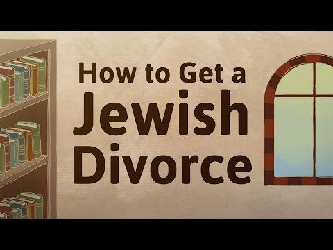 How to Get a Jewish Divorce