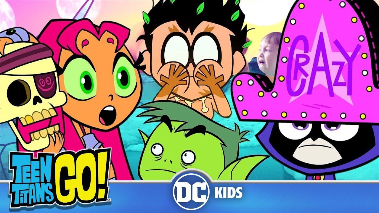 Teen Titans Go! auf Deutsch | Ein verrückter Tag im Turm der Titanen | DC Kids