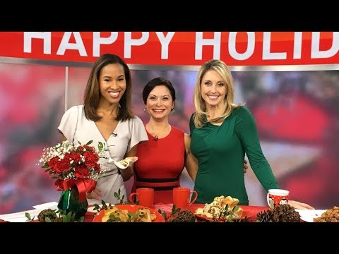 European Holiday Treats with Chef Amy Riolo