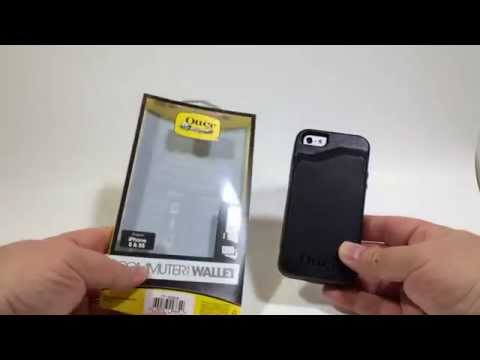 Otterbox Commuter Wallet Case for Apple iPhone 5/5S Review @Otterbox